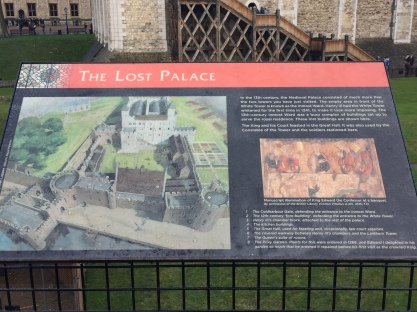 Information about the Lost Palace