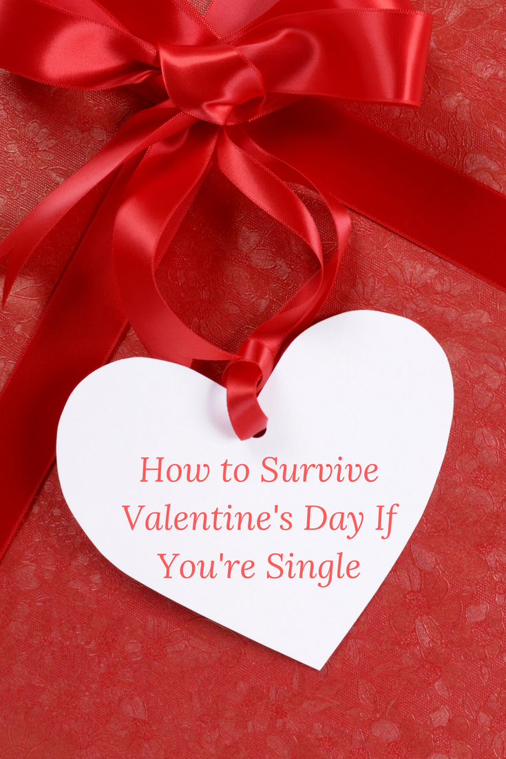 How to survive valentines day single
