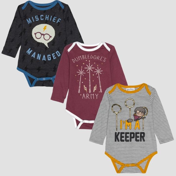 Harry Potter Bodysuits.jpeg