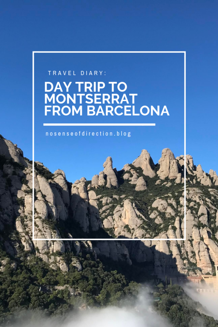 Travel Diary: Day Trip to Montserrat from Barcelona